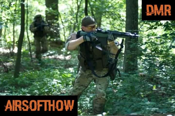 Airsoft Roles DMR