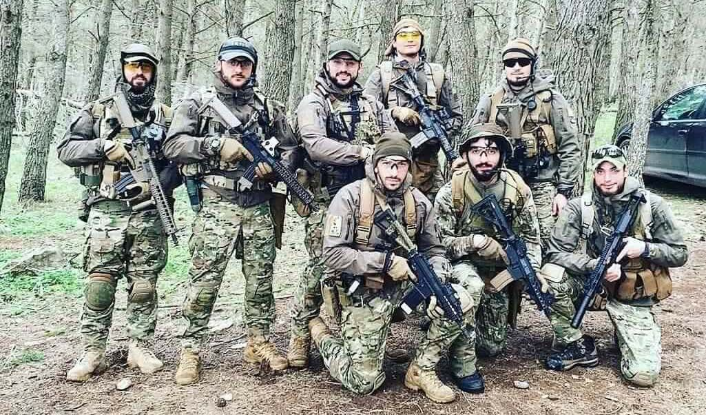 Airsoft Roles