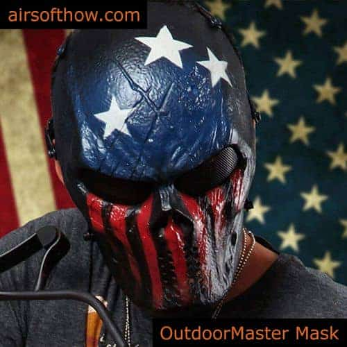OutdoorMaster Mask