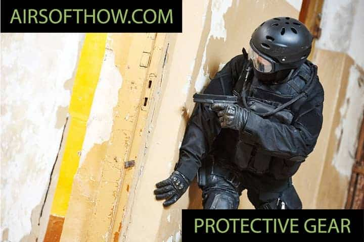 Airsoft Protective Gears