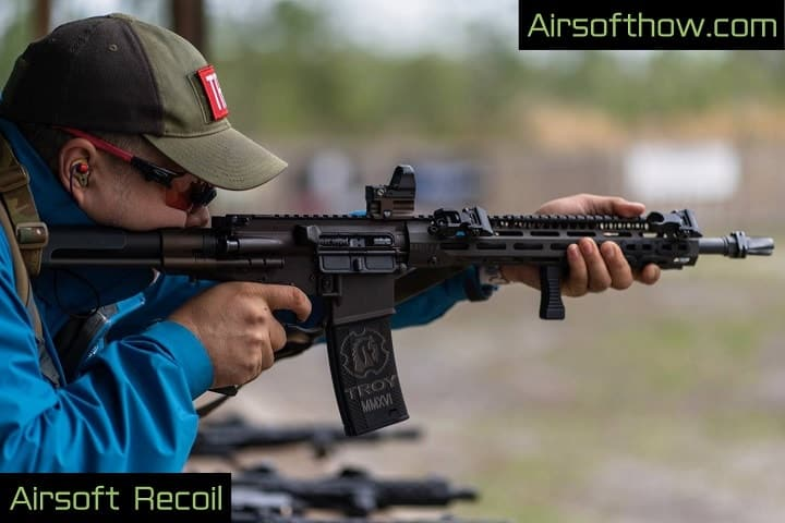 Airsoft Recoil