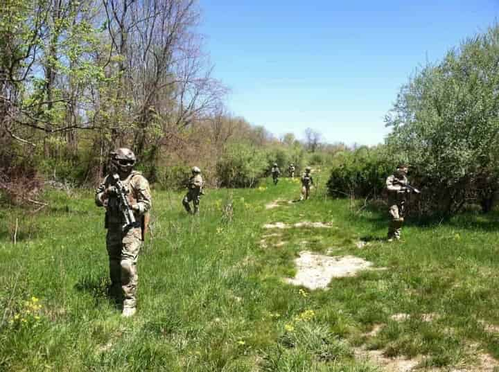 New Jersey – Cobra One Tactical Airsoft Field
